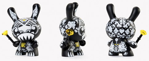 Dunny triptych