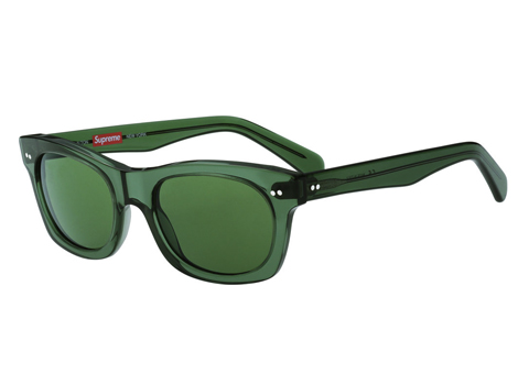 Supreme-the-alton-sunglasses-green
